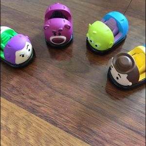 Collectible Toy Story Bumper Cars for Sale in Turlock, CA