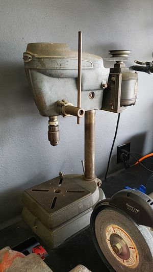 Drill Press - Dunlap for Sale in Poway, CA