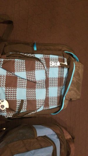 Great condition Skullcandy and Swiss Army backpacks for Sale in Placentia, CA