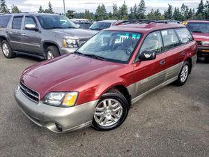 2002 Subaru Outback for Sale in Edmonds, WA