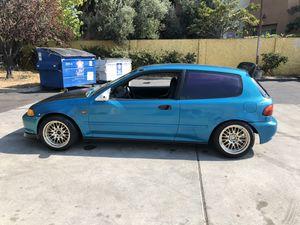 1992 Honda Civic cx for Sale in San Jose, CA