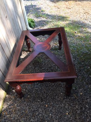 Large coffee table for Sale in Mount Crawford, VA