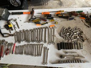 Mechanic tools for Sale in Pasadena, TX