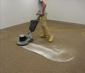 Commercial carpet floor scrubber for Sale in Riverside, CA