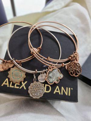 Alex and Ani bracelets for Sale in Portsmouth, VA