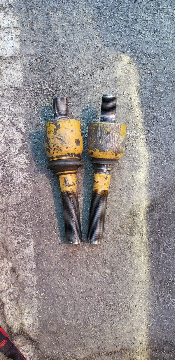 John deere tractor steering arm ball joints