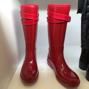 Brand new Coach rain boot size 7 for Sale in Fairfax, VA