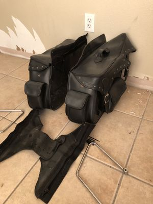 Motorcycle Saddle Bags for Sale in Jacksonville, FL