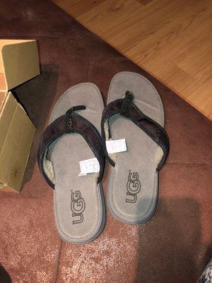 New Men's UGG Flip Flops 13 for Sale for sale  Brooklyn, NY