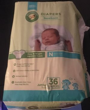 Newborn Diapers for Sale in Portland, OR