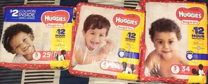 Huggies Snug & Dry for Sale in Austin, TX