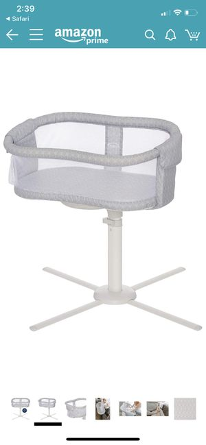 Halo bassinet with NB insert for Sale in Wenatchee, WA