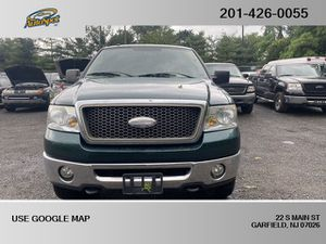 2007 Ford F150 SuperCrew Cab for Sale in Garfield, NJ