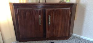 FREE Corner wood cabinet for Sale in Westminster, CO