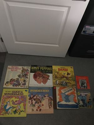 Disney Vinyl Records Lot for Sale in San Diego, CA