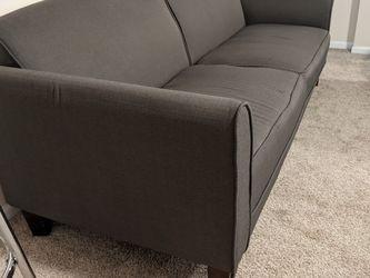 Grey Futon for Sale in Woodlawn,  MD