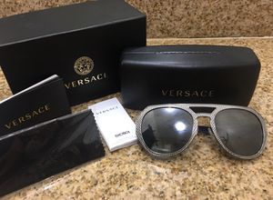 BRAND NEW AUTHENTIC VERSACE SUNGLASSES for Sale in Waterbury, CT