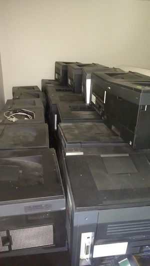 Dell monochrome laser printers for Sale in Midlothian, VA