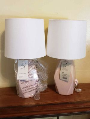 Brand New Pink Lamps for Sale in Greensboro, NC