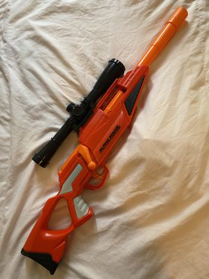 Nerf gun Adventure Force Alpha Rogue Blaster with Scope for Sale in Compton, CA