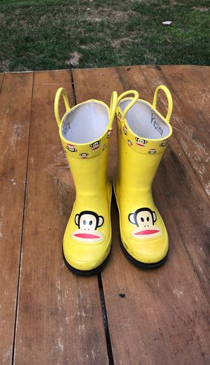 Paul Frank Rain Boots for Sale in Lunenburg, MA