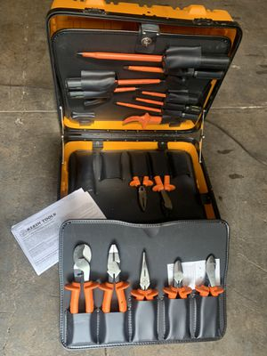 General Purpose 1000V Insulated Tool Kit 22-Piece for Sale in Atlanta, GA