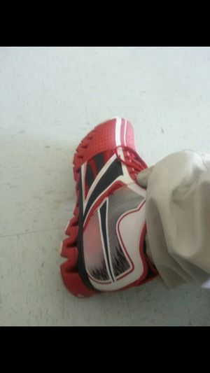 SIZE 13 REEBOK JOHN WALL ALLSTAR EDITION WORN 1 TIME FOR 30 MIN for Sale in Leesburg, VA