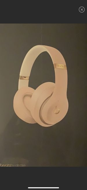 Beats Studio3 Wireless for Sale in Spring Valley, CA