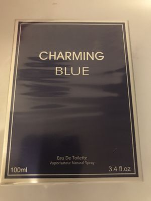 CHARMING BLUE FRAGRANCE FOR MEN for Sale in Dallas, TX