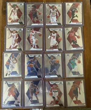 Zion, Ja, Coby, and many more. Mosaic rookie lot for Sale in Fresno, CA