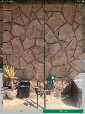 -2 Fishing Pole's- for Sale in Ontario, CA