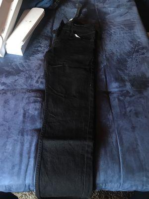 Levi's 511 slim black skinny jeans reg 16 28*28 for Sale in Mission Viejo, CA