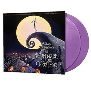 Nightmare Before Christmas Exclusive Purple Vinyl for Sale in Ballwin, MO