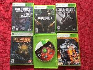 Xbox 360 games for Sale in Hialeah, FL