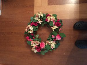 spring wreath for Sale in Frederick, MD