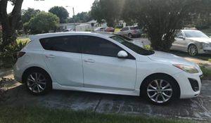 MUST SEE!! ~*~* 2010 WHITE MAZDA3 5D HATCHBACK W/ BLUETOOTH for Sale in Orlando, FL