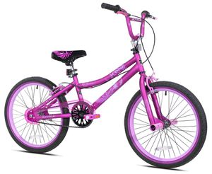 "ent 20"" 2 Cool Girls' BMX Bike, Satin Purple for Sale in Atlanta, GA"