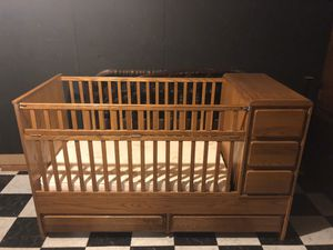 Baby/toddler crib for Sale in St. Peters, MO