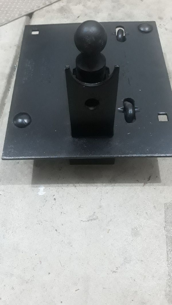 Atwood 5th wheel hide a hitch