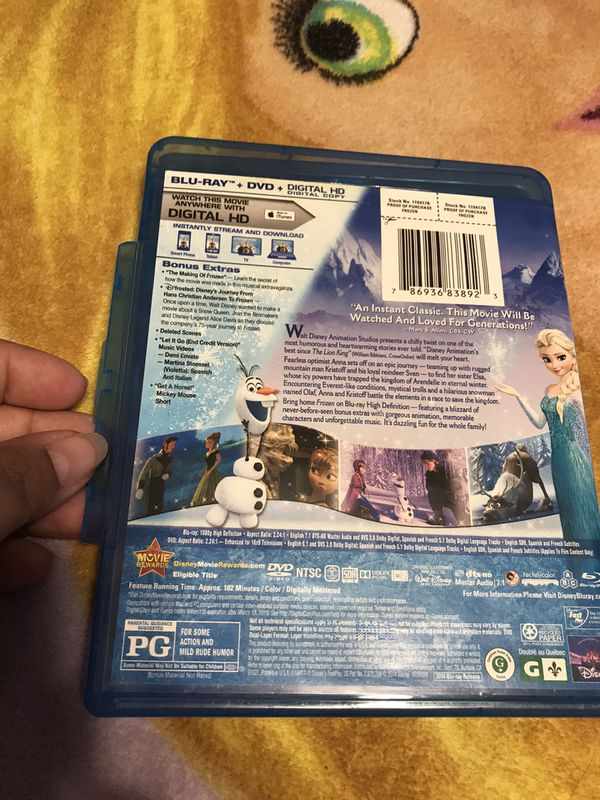 Disney Movie Frozen