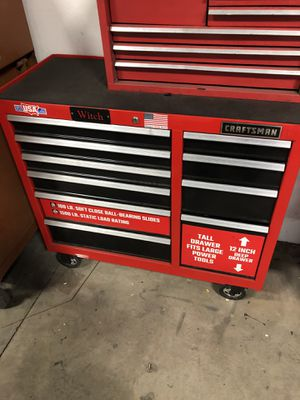 Craftsman tool box for Sale in Ontario, CA