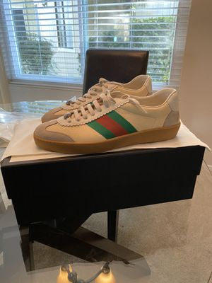 Brand new Men's Gucci's shoes size 9.5 for Sale in Concord, CA
