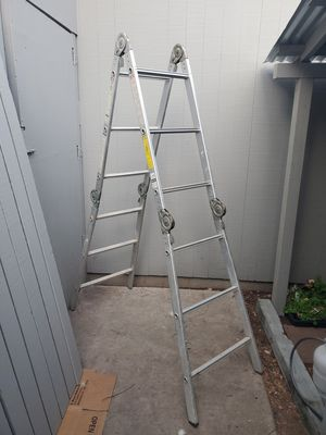 ladder versaladder for Sale in Modesto, CA