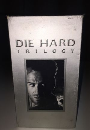 Die Hard Trilogy for Sale in Phoenix, AZ