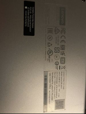 Laptop Lenovo yoga for Sale in San Antonio, TX