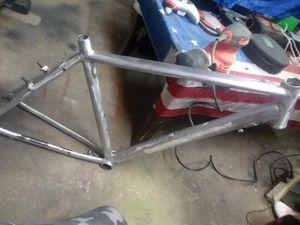 K2 mountain bike frame for Sale in Salt Lake City, UT