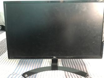 LG Gaming Monitor 24 inch 2ms 60hz for Sale in Concord,  CA