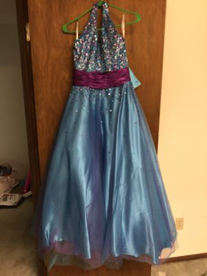 Quinceanera dress, pageant dress or prom dress for Sale in Seattle, WA