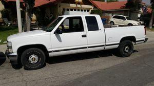 1997 chevy Silverado extended cab 3 door for Sale in Lancaster, CA
