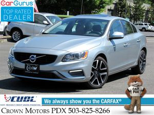 2017 Volvo S60 T5 Dynamic for Sale in Milwaukie, OR